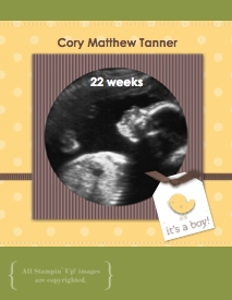 Ultrasound Baby Card-001